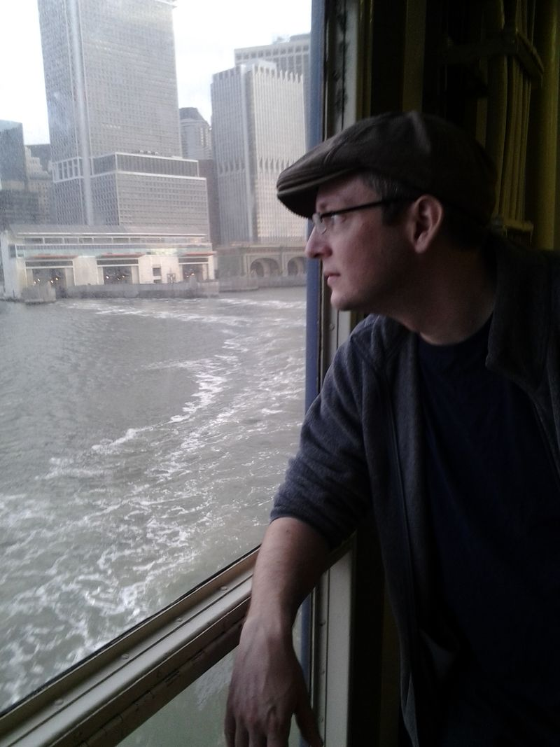 J on ferry